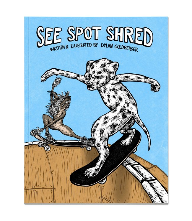 See Spot Shred Book