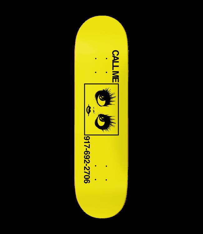 917 Deck  Eyes Yellow 8.38