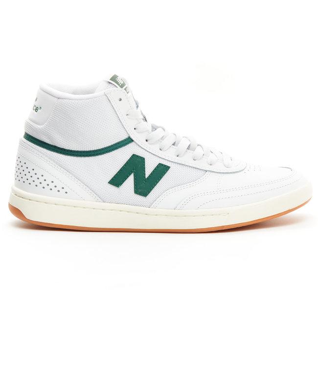 New Balance Numeric  NM440HWG – white/green