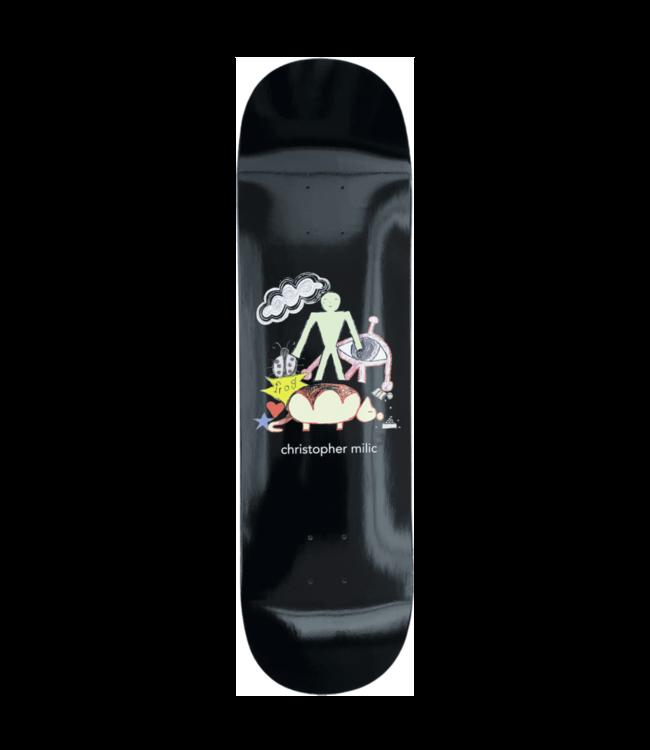 Frog deck Chris Milic 8.7