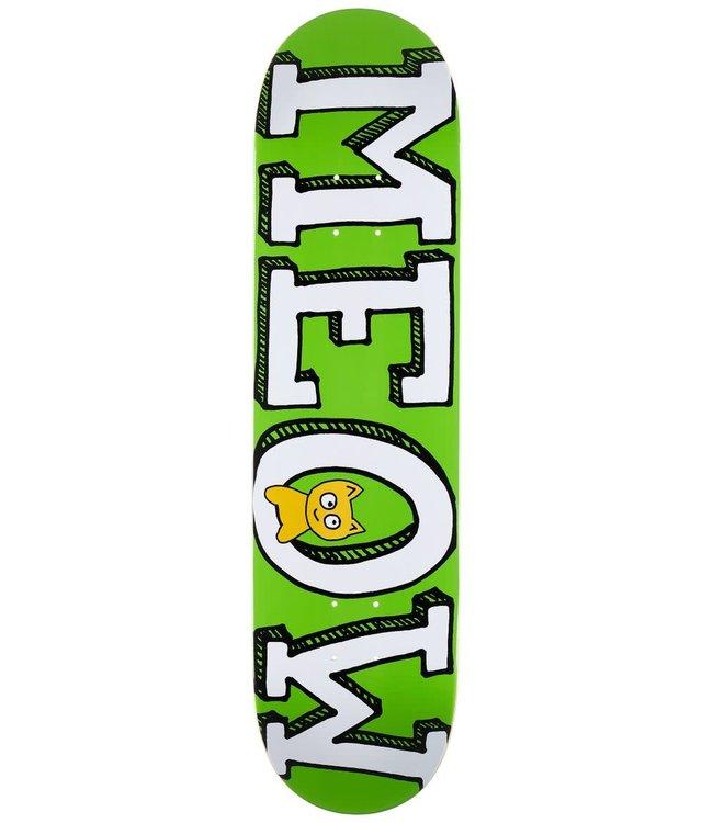 Meow - Team Logo Green Mini 7.25