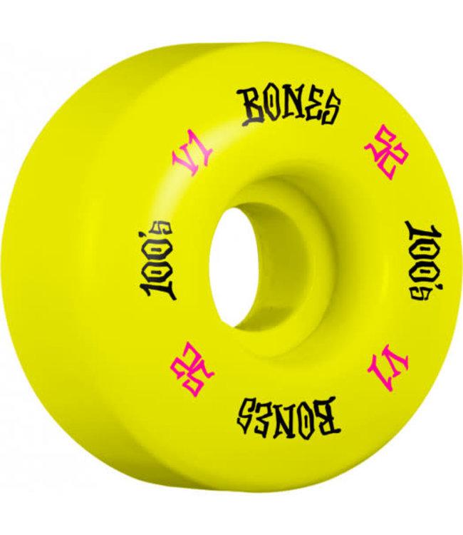 BONES 100 52 V1 STANDARD OG FORMULA YELLOW