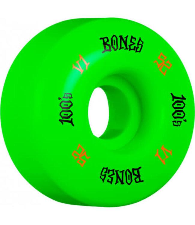 BONES 100 52 V1 STANDARD OG FORMULA GREEN