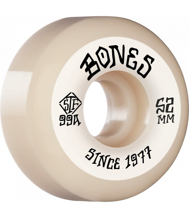 BONES STREET TECH  FORMULA HERITAGE ROOTS 52MM V5 SIDECUT 99A