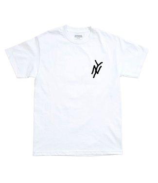 5Boro 5Boro  NY Logo Tee White