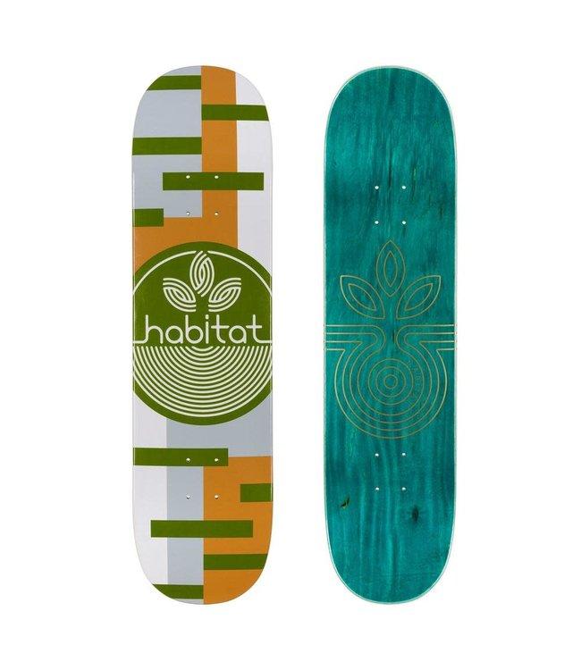 Habitat Deck  Modernist Leaf Dot 8.0