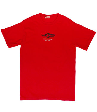 KCDC KCDC Shop Tee Red