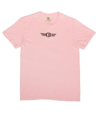 KCDC KCDC Shop Tee Lt Pink