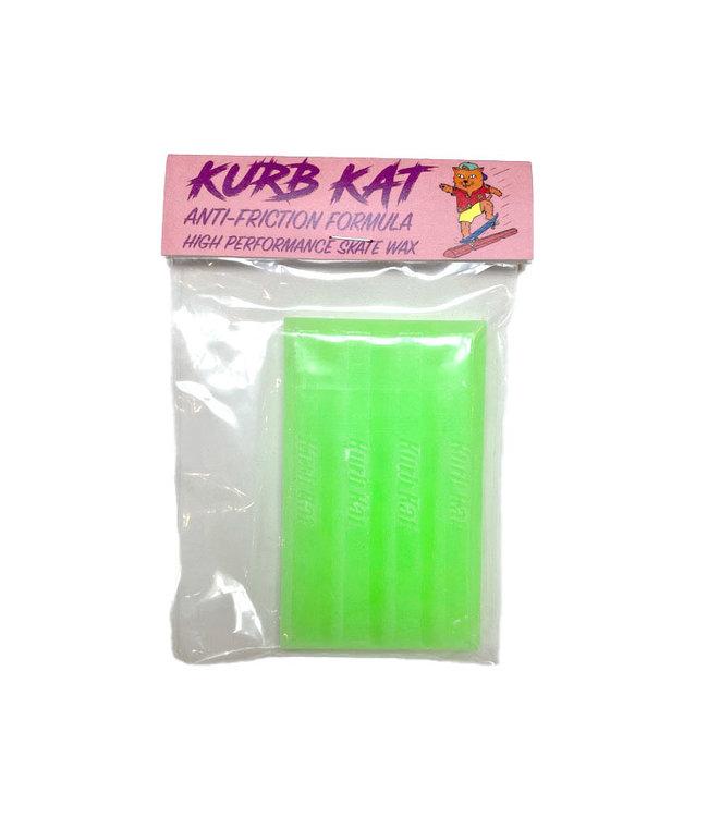 Kurb Kat Wax Green