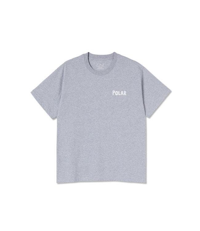 Polar Circle of Life Tee Sport Grey