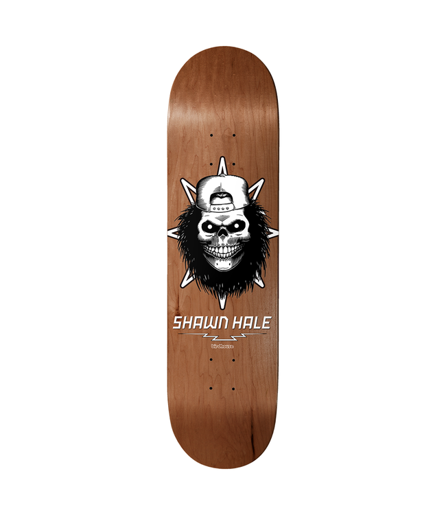 Birdhouse SH Skull Deck 8.63