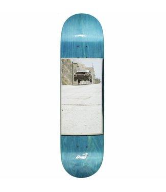 Snack Snack Skateboards Deck  Bullitt 8.25