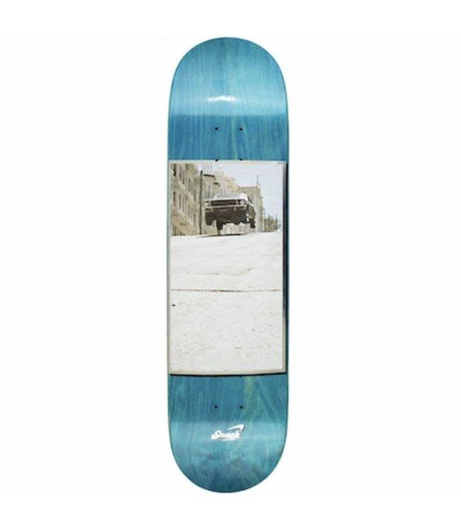 Snack Skateboards Deck  Bullitt 8.25