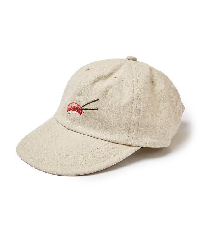 Evisen SUSHI LINEN CAP BEIGE