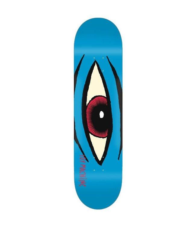 Toy Machine Sect Eye Blue 7.88