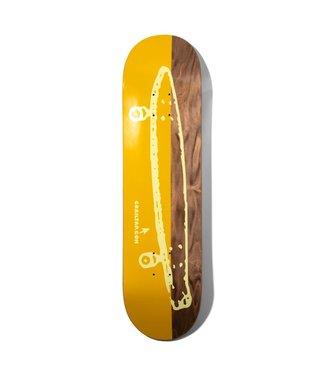 Crailtap Crail Splitter Gold/brown Deck 8.25