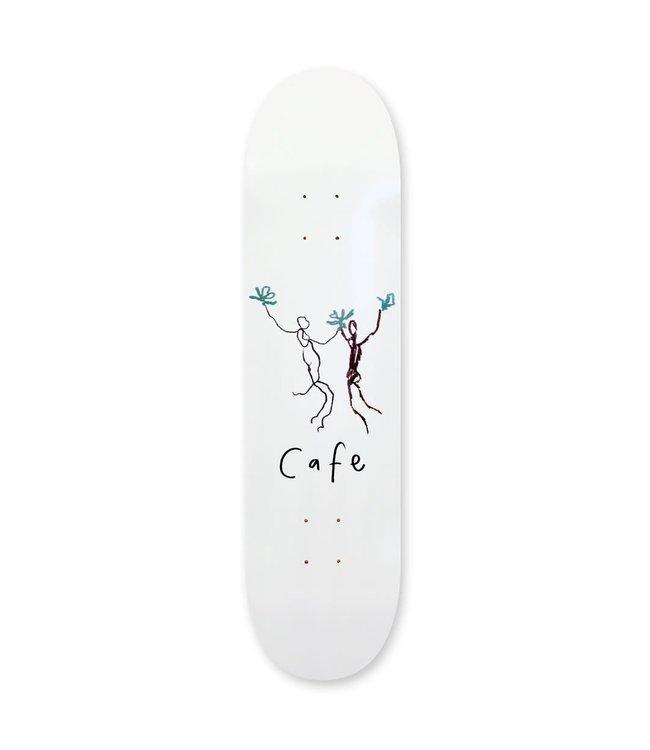 Cafe deck Unity Deck (White) 8.25
