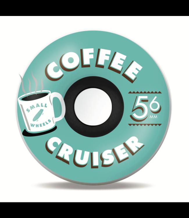 SML Coffee Cruiser Mint 78a 56mm