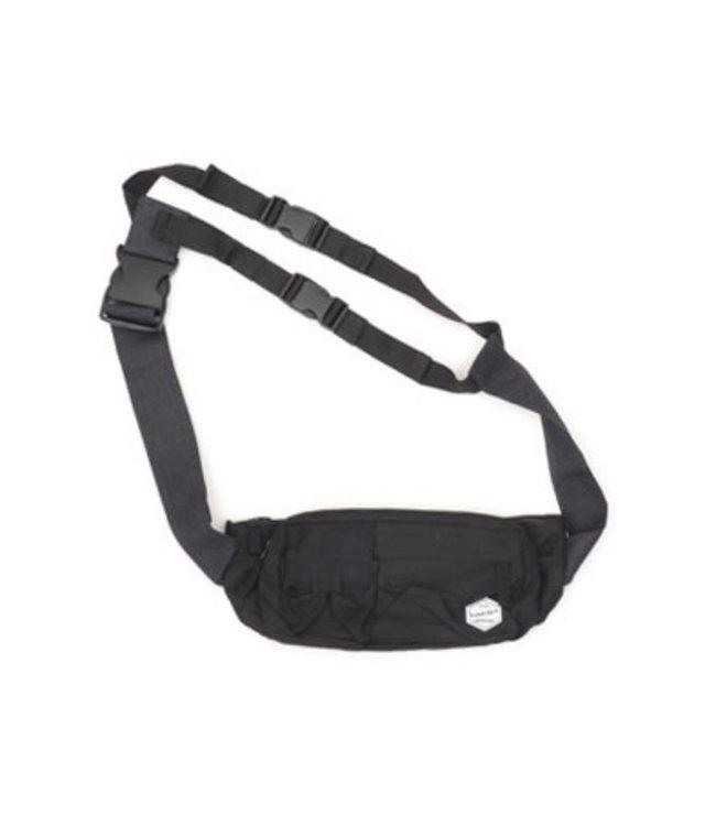 Frontside Bag- Black