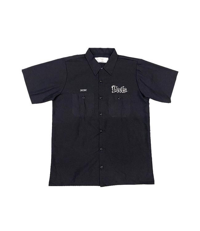 Peels KCDC Gas Co Shirt Grey