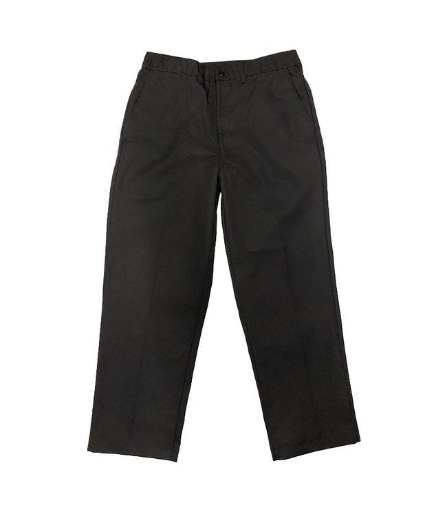 Peels Heart Patch paint pants Grey