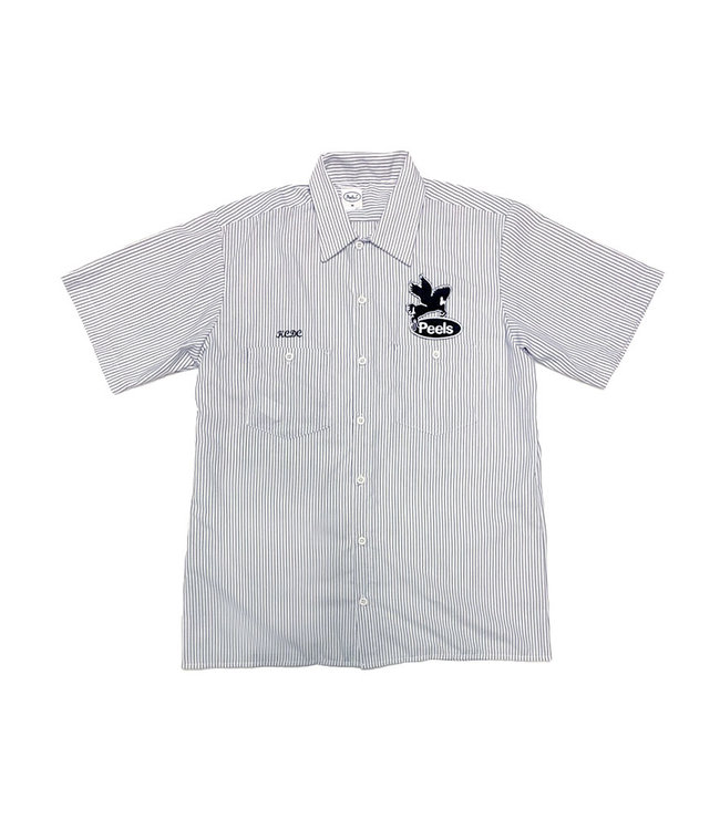 Peels KCDC Gas Co Shirt Stripe