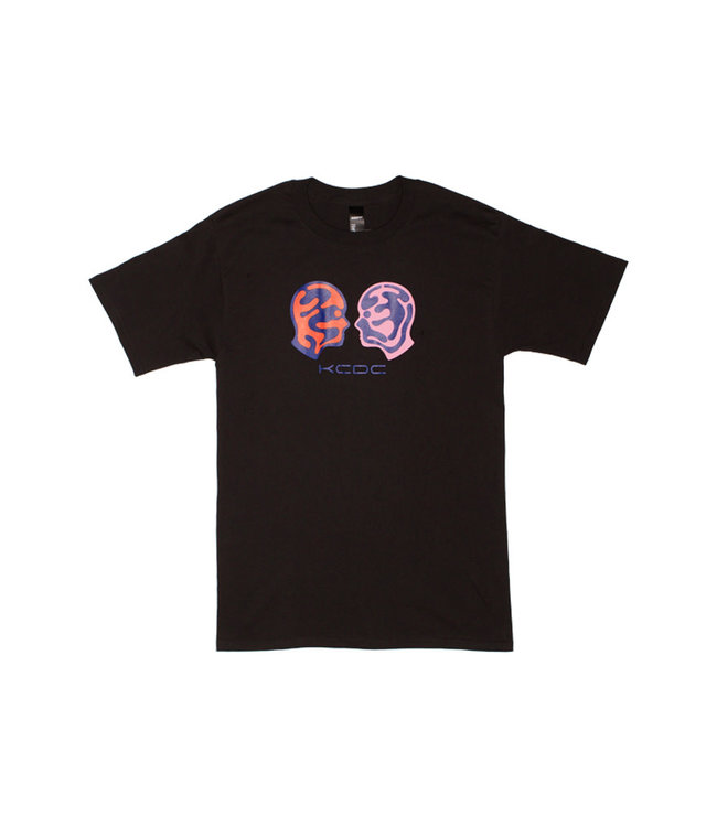KCDC Two Face Tee Black