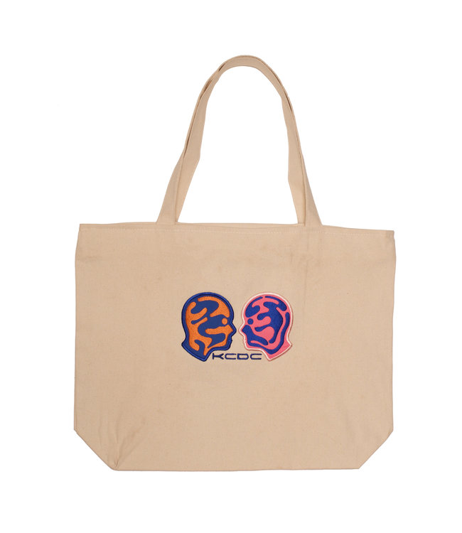 KCDC Double Face Tote Natural