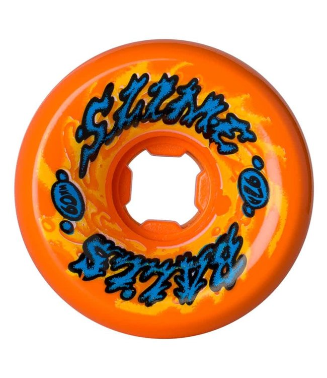 Slime Balls  Goooberz Vomits Orange 60mm 97a