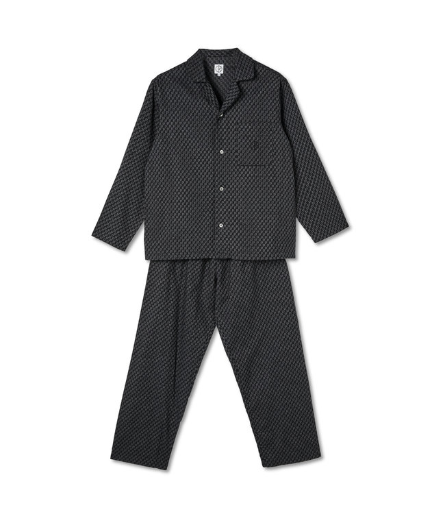 Polar Pyjama Black
