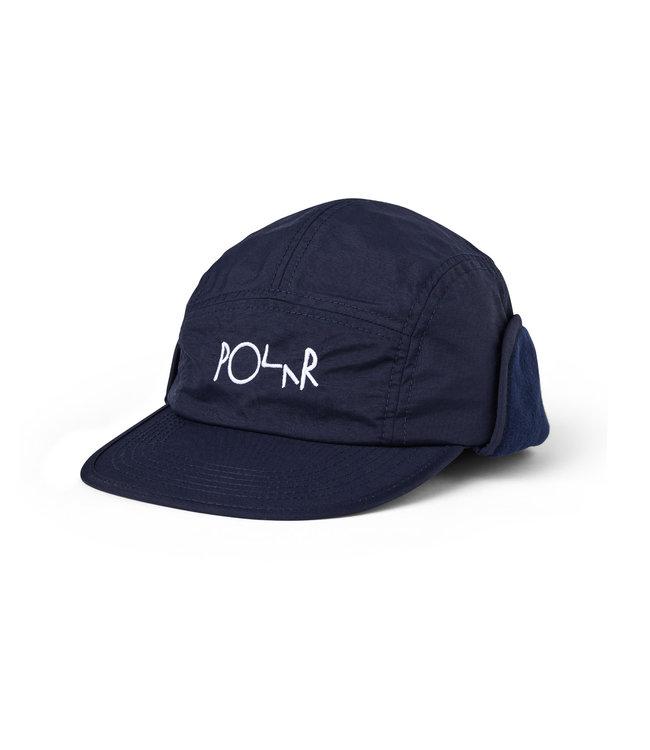 Polar Flap Cap  Rich Navy OS