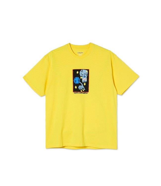 Polar World Domination Tee Lemon