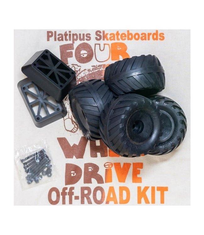 Scram Platipus 4 Wheels Drive Offroad kit