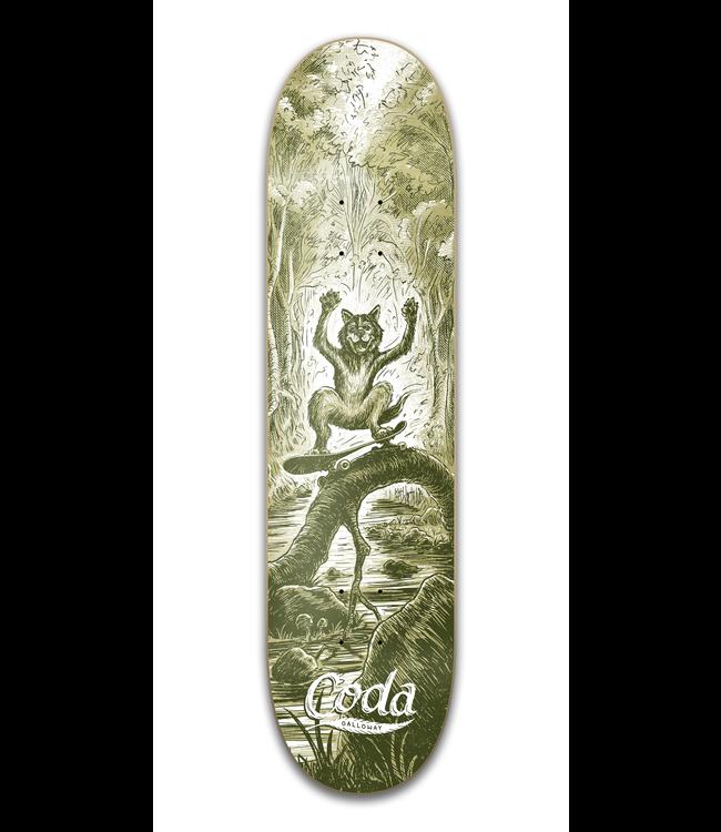 Coda Deck  Galloway/Wolf 8.5