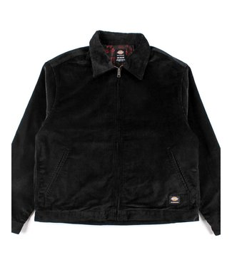 Dickies Dickies Skate Franky Villani Corduroy Eisenhower Jacket Black
