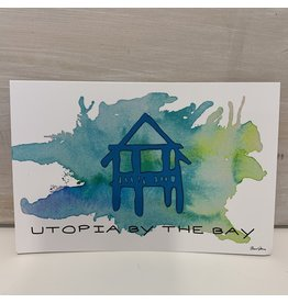 The Fairhope Store Postcard by Max