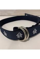The Fairhope Store D-Ring Belt