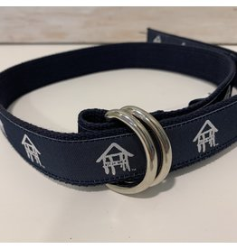 The Fairhope Store D-Ring Belt
