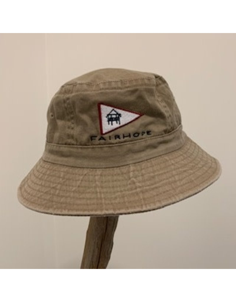 The Fairhope Store Burgee Bucket Hat