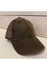 The Fairhope Store Waxed Cotton Cap
