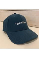 The Fairhope Store Textured Plaid Tech Cap