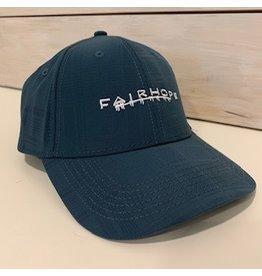 The Fairhope Store Textured Plaid Tech Cap