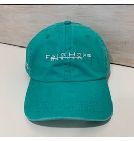 The Fairhope Store Unisex Cap, AQUA