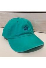 The Fairhope Store Unisex Cap, AQUA