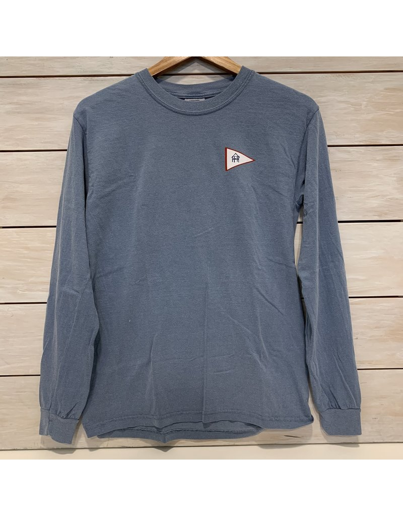 Austins Long Sleeve Burgee Tee