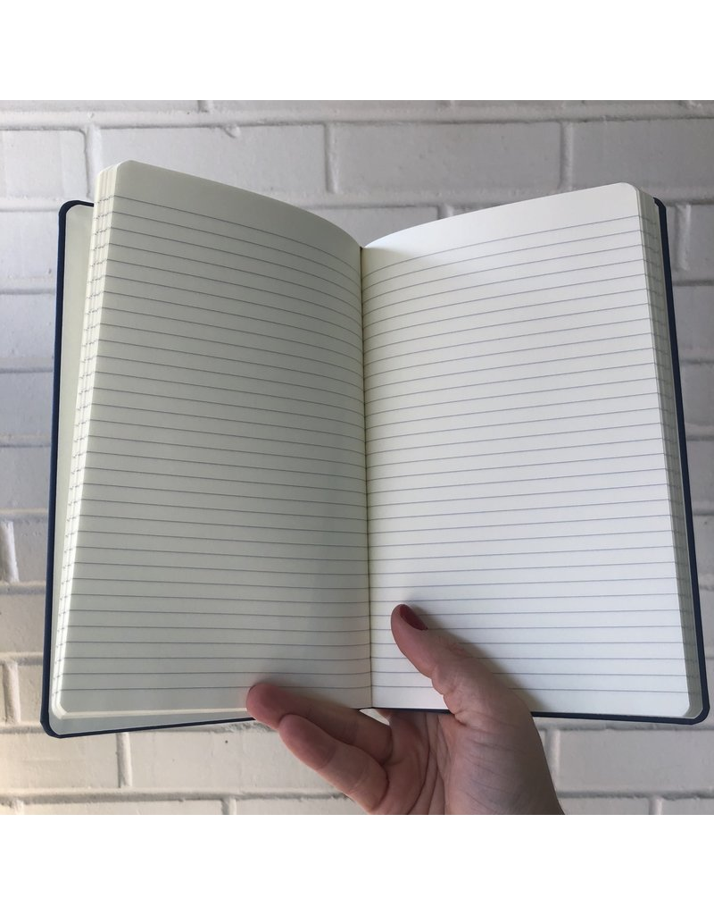 Medium Ivory Slim Journal