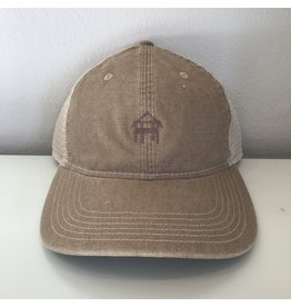 The Fairhope Store Washed Canvas Cap