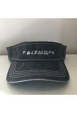 The Fairhope Store Contrast Stitch Visor