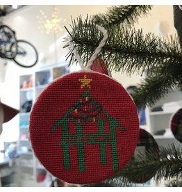 """2019 """"Pier"""" Christmas Ornament"""