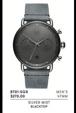 MVMT BT01-SGR Silver Mist Blacktop